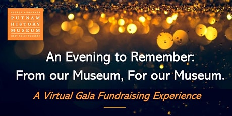 Annual PHM Gala (Virtual) - From Our Museum, For Our Museum tickets