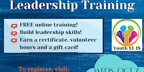 SLYE Leadership Training tickets