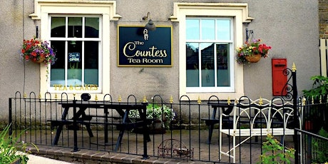 Tea with The Countess of Wortley - Sunday AMBER Ride tickets