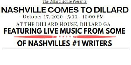 Nashville Comes to Dillard tickets