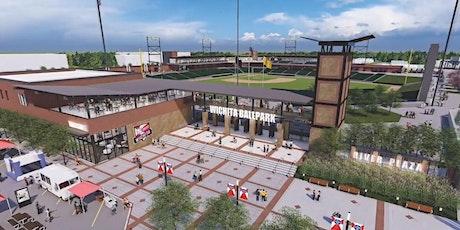 BOMA Presents: Wichita Windsurge Riverfront Stadium Tour tickets