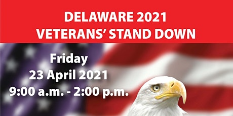 Delaware 2021 Veteran's Stand Down tickets