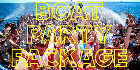 #1 Miami Booze Cruise Boat Party tickets