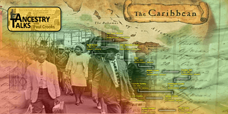 Tracing Windrush Ancestry: Secrets of the Passenger lists tickets
