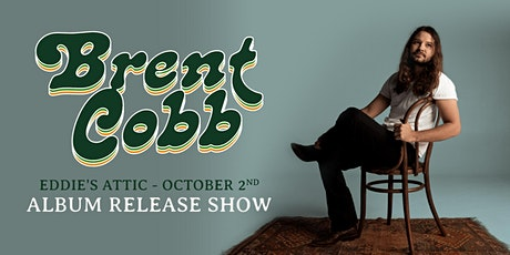 Brent Cobb Album Release Show tickets