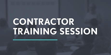 Energy Transfer Contractor Training Session tickets