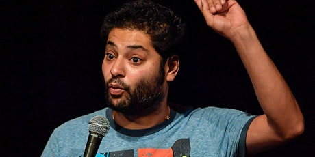 Cali Outdoor Comedy Series with Kabir Singh, Paco Romane and Allison Hooker tickets
