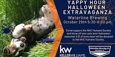 Yappy Hour Halloween Extravaganza tickets