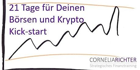 Videokurs: 21 Tage Kick-start Programm für Deinen Börsenerfolg