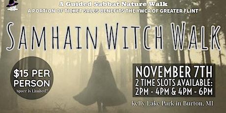 Samhain Witch Walk tickets