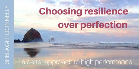 Choosing Resilience Over Perfection: High Performance, w/Shelagh Donnelly tickets