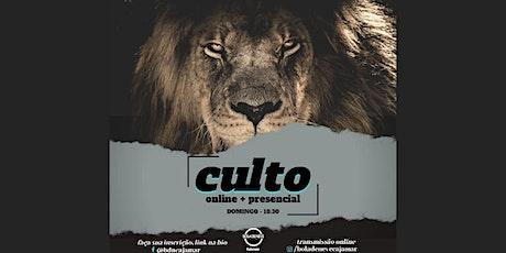 Bola de Neve Cajamar  - CULTO DOM  27/09 - 18h30 ingressos