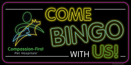 Compassion-First Pet Hospitals Virtual Bingo with University of Missouri tickets