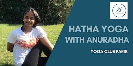 Indoor Autumn - Hatha Yoga With Anuradha - Lodge.co Montparnasse tickets