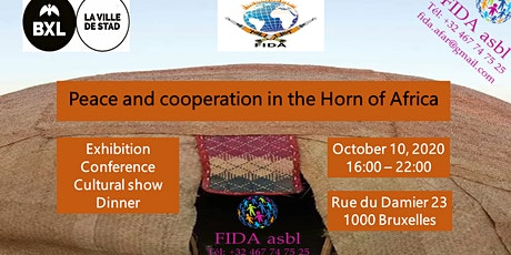 Peace and cooperation in the Horn of Africa biglietti