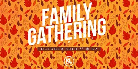 Kid Life Family Gathering 10/30 tickets
