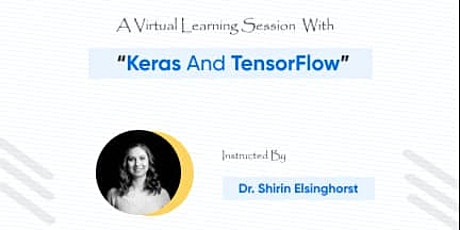 Deep Learning with Keras and Tensorflow tickets