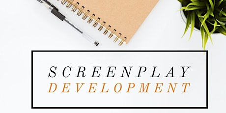 Screenplay Development Course tickets