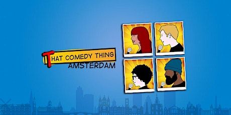 That Comedy Thing at Fox & Solo   Stand-up Comedy tickets