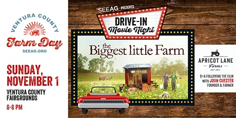 VENTURA COUNTY FARM DAY - SEEAG PRESENTS DRIVE IN MOVIE NIGHT tickets