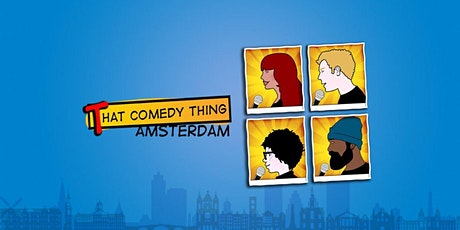 That Comedy Thing at Fox & Solo | Stand-up Comedy tickets