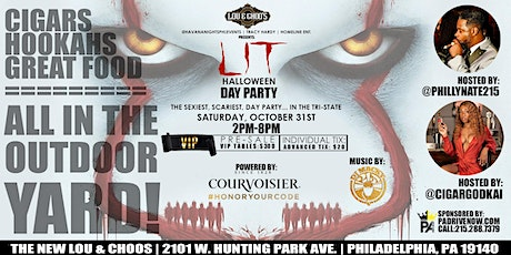 THE LIT HALLOWEEN DAY PARTY | SAT. OCT. 31st tickets