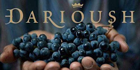 Darioush Wine Dinner tickets