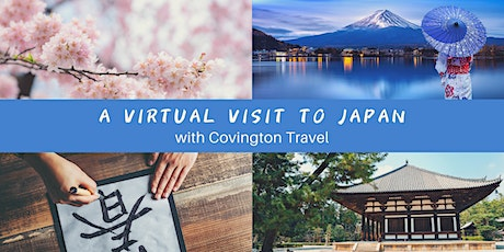 A Virtual Visit to Japan tickets
