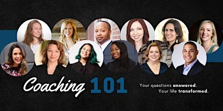Coaching 101 - Discover the Power of Coaching biglietti