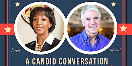 A Candid Conversation with Incumbent D.A. Jackie Lacey & D.A. George Gascon tickets