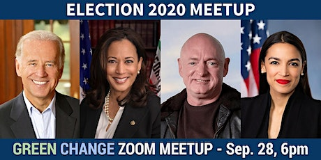 Election 2020 Meetup tickets