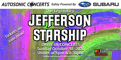 Jefferson Starship DRIVE-IN CONCERT! tickets