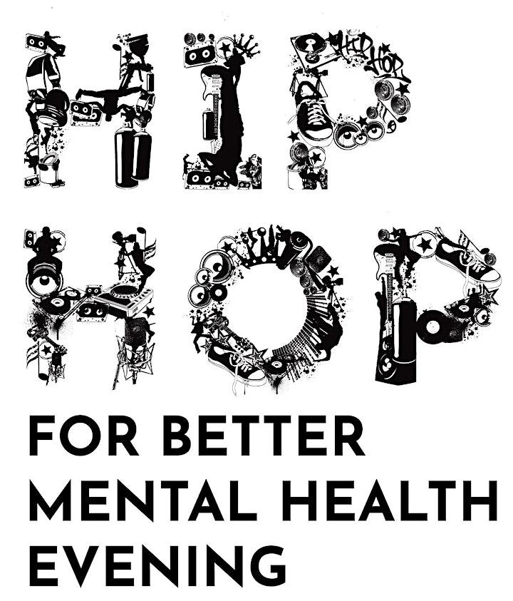 Hip Hop for Better Mental Health Evening image