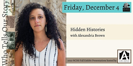 Hidden Histories tickets
