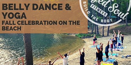 Belly Dance and Yoga Fall Celebration on the Beach (Lake) tickets