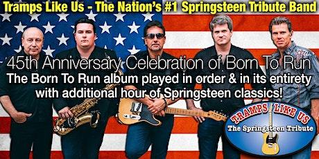 45th Anniversary of Born to Run :Adventureland  Drive-in Concert Series tickets