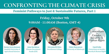 Feminist Pathways to Just and Sustainable Futures, Part 1 tickets