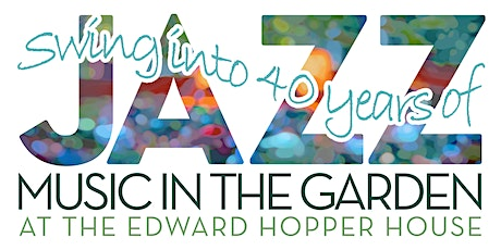 Swing into 40 Years of Jazz tickets