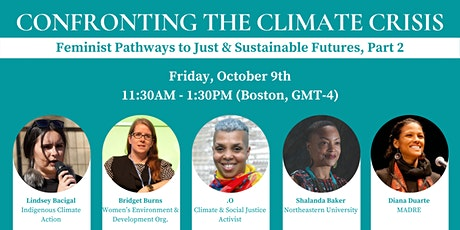 Feminist Pathways to Just and Sustainable Futures, Part 2 tickets