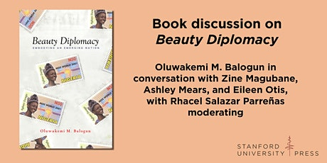 Book discussion on Beauty Diplomacy tickets
