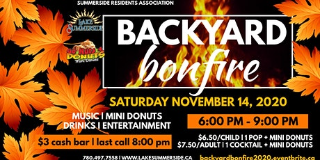 Backyard Bonfire tickets