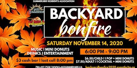 Backyard Bonfire tickets