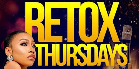 RETOX THURSDAY @MEDUSA! CRAB LEGS, KARAOKE, GAMES, & SPECIALS! ! tickets