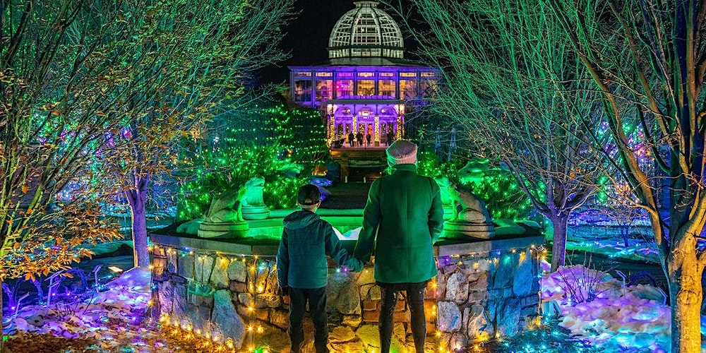 Members Only Preview Nights At Dominion Energy Gardenfest Of Lights Tickets Sat Nov 21 2020 At 4 00 Pm Eventbrite