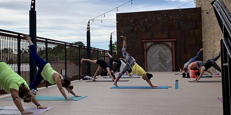 October 7th UnWINEd Yoga tickets