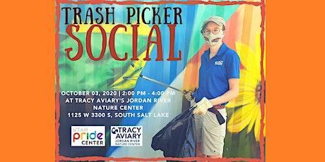 Trash Picker Social tickets
