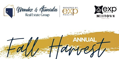 Mendez & Associates Annual Fall Harvest Client Appreciation tickets