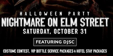 Halloween Party - Nightmare on Elm Street tickets