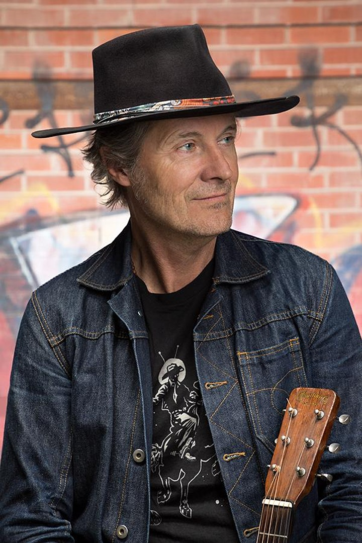 Jim Cuddy - Music in the Hills image