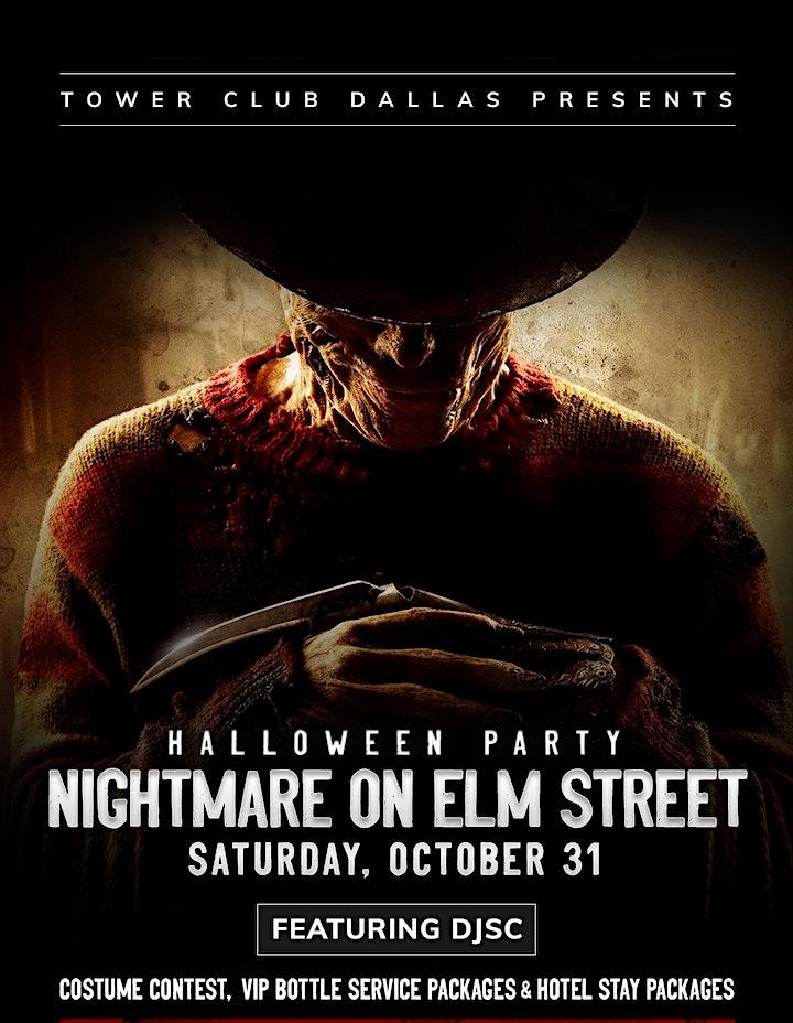 Halloween Party - Nightmare on Elm Street image
